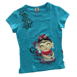 Playera dama fridita